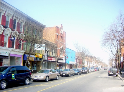 James St. North has the potential to regain its former glory
