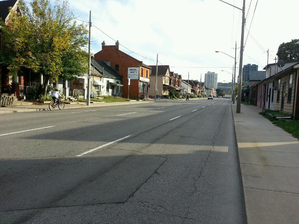 Wellington Street North at rush hour (RTH file photo)