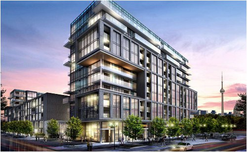 River City Condos at King and River. Photo Credit: RiverCityCondos.ca