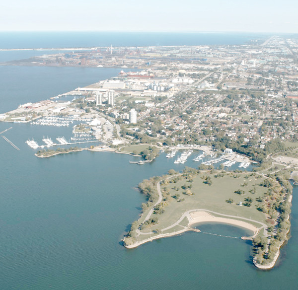 West Harbour (Image Credit: City of Hamilton)