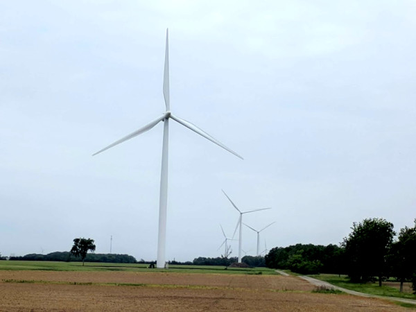 Wind turbines in southwest Ontario (RTH file photo)